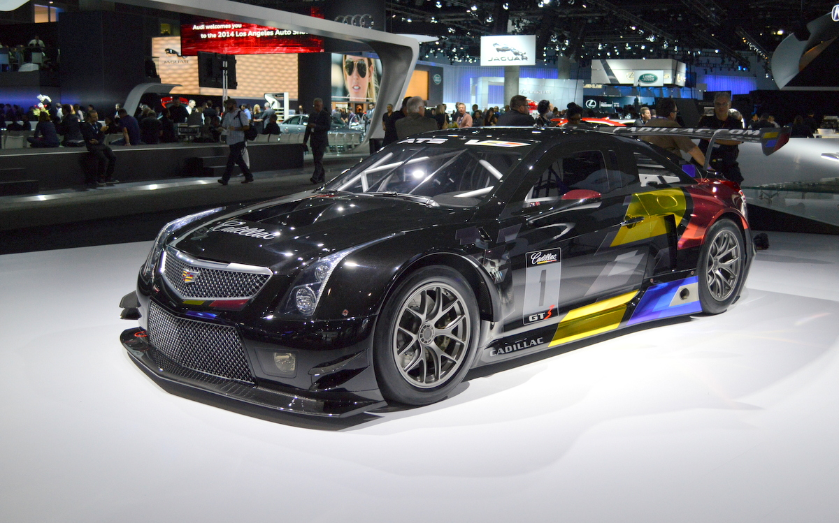 Cadillac Ats Coupe >> Cadillac Introduces ATS-V.R Race Car – RacingJunk News