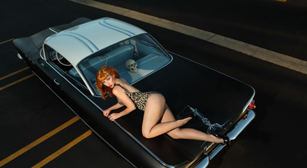 Pinup of the Week: Scarlett River
