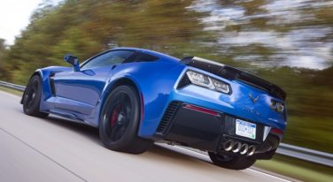 The 2015 Z06 is Not for the Faint of Heart