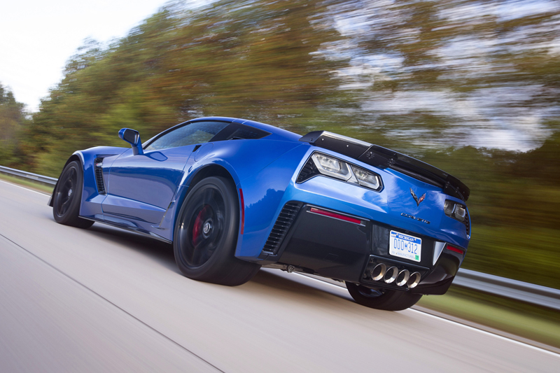 The 650 Hp, 2015 Chevrolet Corvette Z06 Is One Of The Most Capable Vehicles