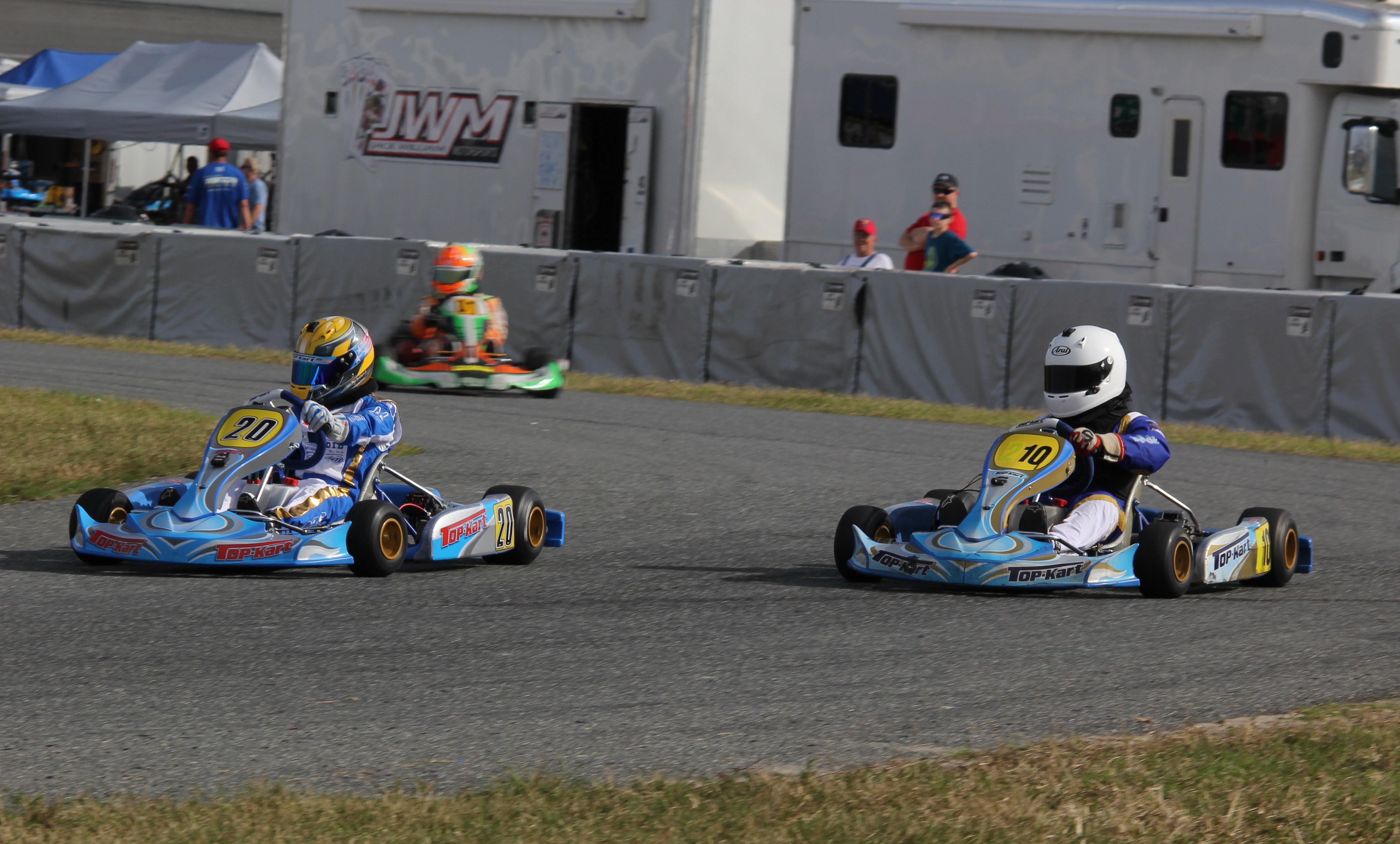 Daytona Kart Racing Photos