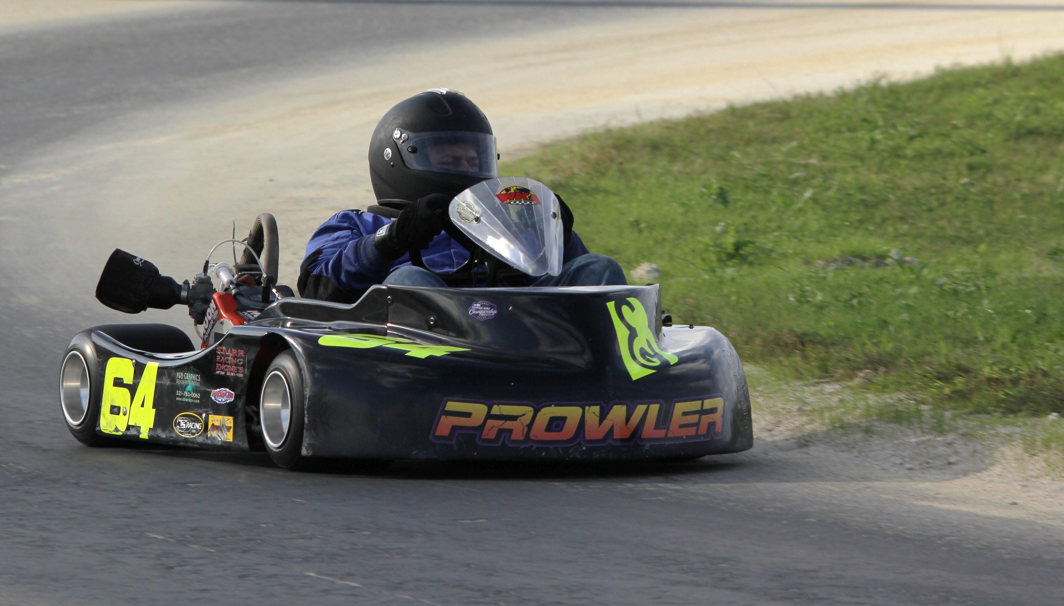 Pictures of Daytona Kart Racing
