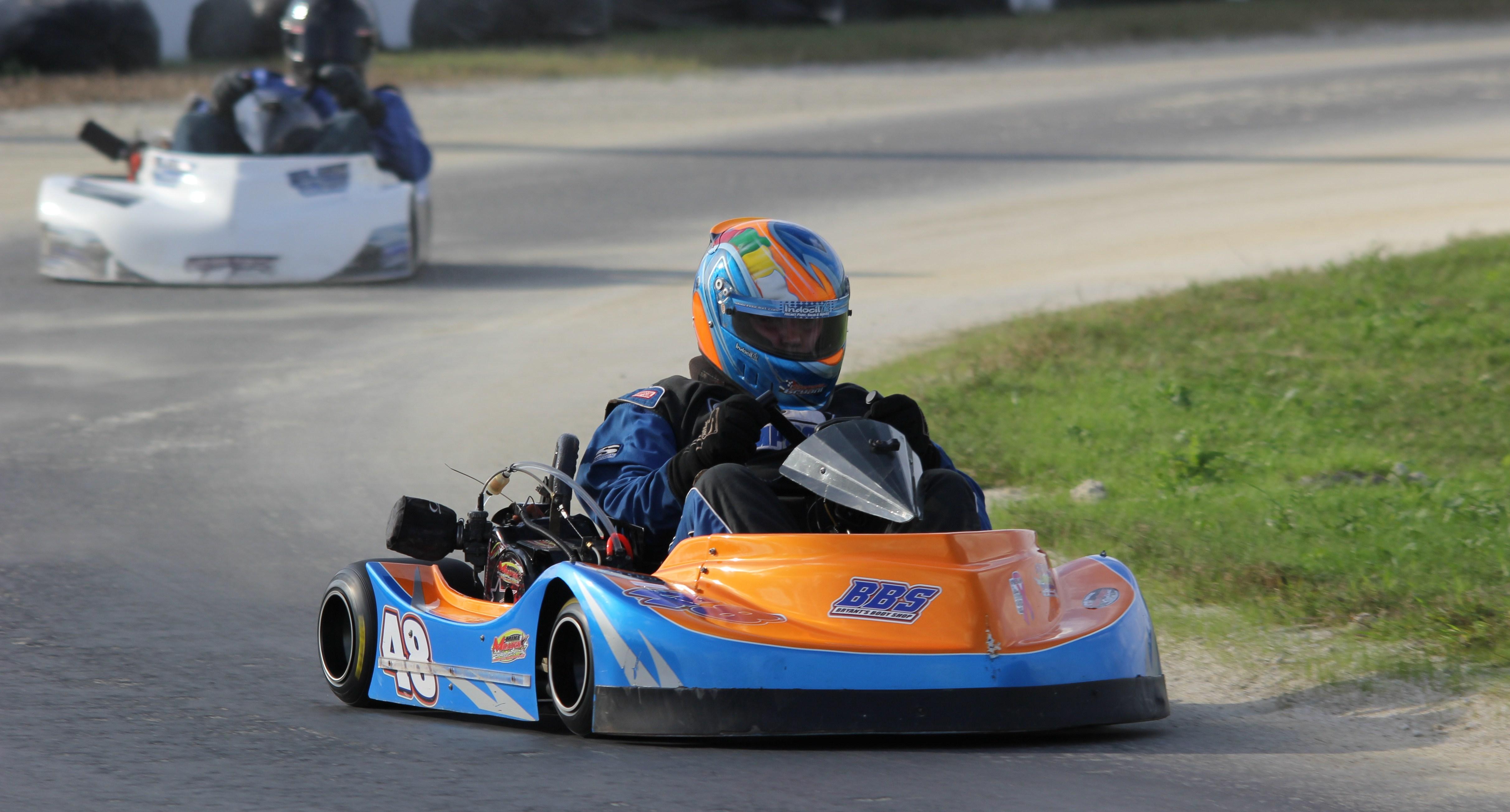 Daytona Kart Racing Images