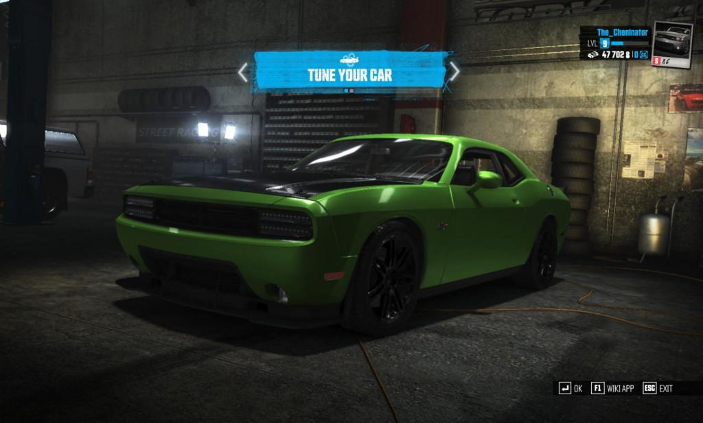 Dodge Challenger Upgraded