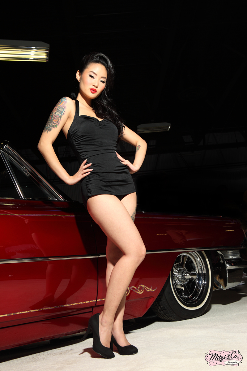 Pinup of the Week: Lissa Lee