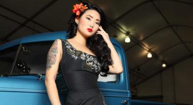 Pinup of the Week: Lissa Lee