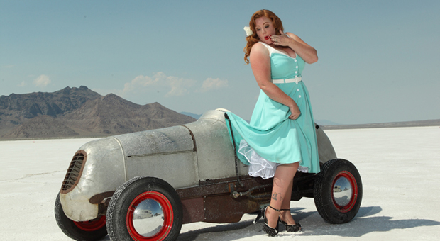 Pinup of the Week: Tiffany Rose