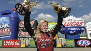 courtney FORCE FEAT