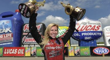 Courtney Force - That First Win