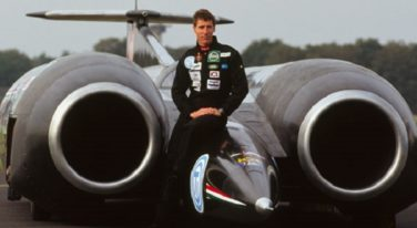 Interview with Andy Green and Richard Noble - Past and Present Land Speed Record Holders