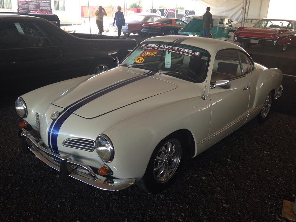 Barrett-Jackson's 2015 Scottsdale Auction – RacingJunk News