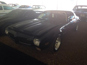 Barrett-Jackson's 2015 Scottsdale Auction