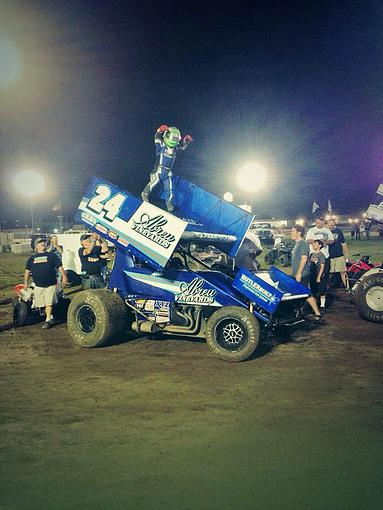 Photo: Courtesy Rico Abreu Racing
