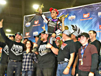 Photo: Courtesy Rico Abreu Racing