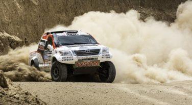 Dakar 2015 Kicks Off