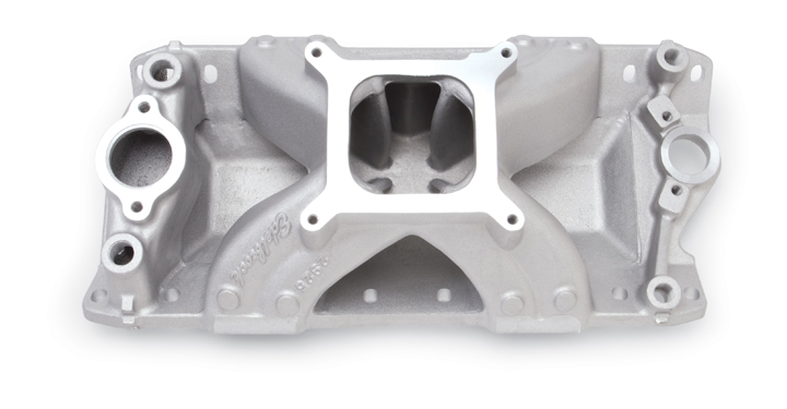 Bolt-Ons for a Small Block Chevy: Intake Manifold – RacingJunk News