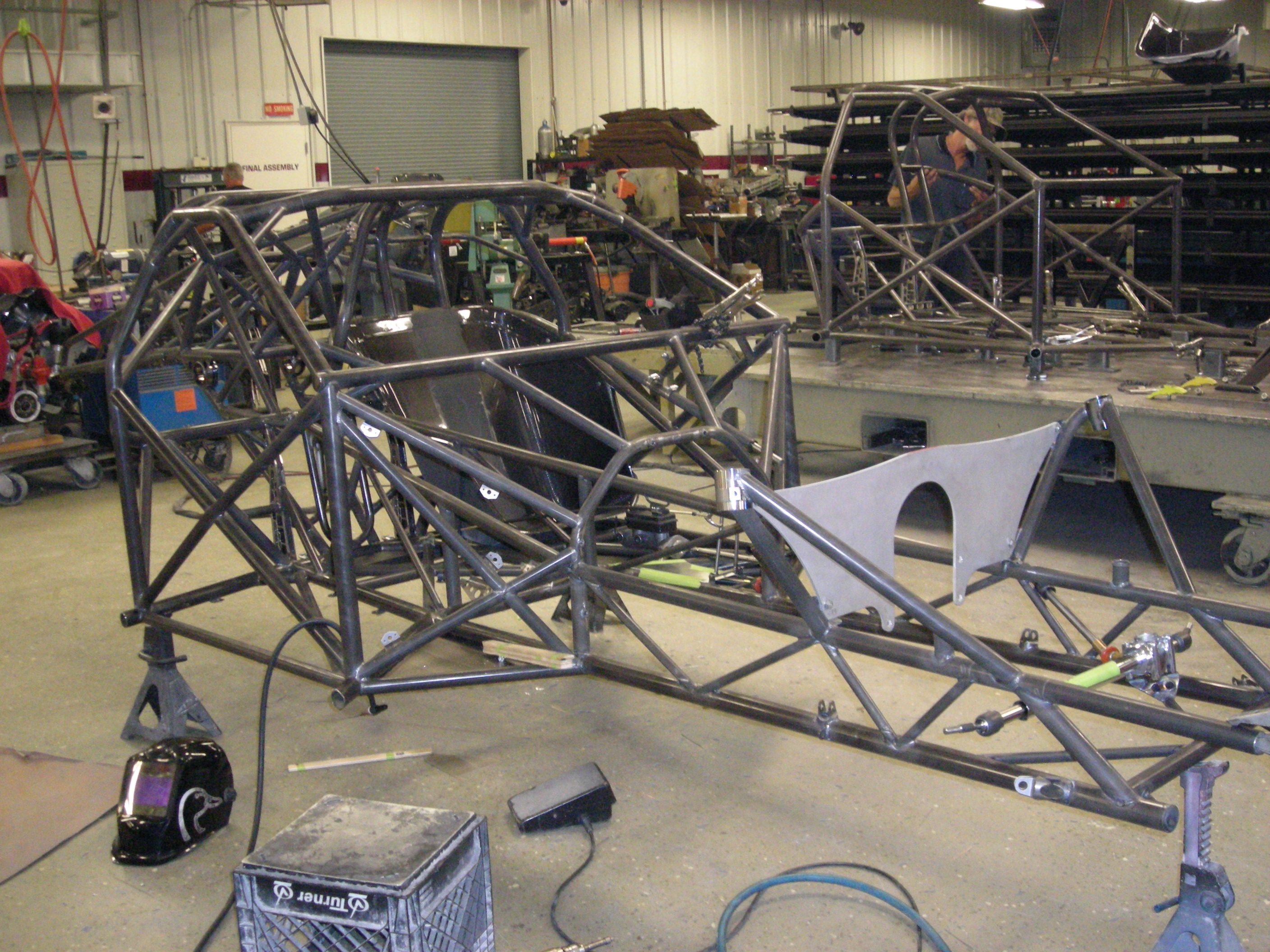 Five Questions with Jerry Bickel Race Cars – RacingJunk News