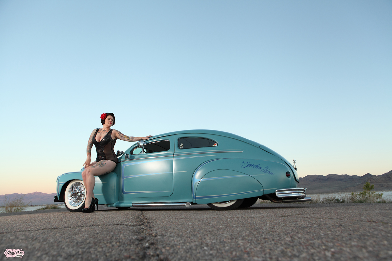 Pinup of the Week: Chevvy