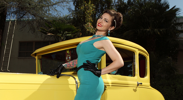 Pinup of the Week: Christina Michelle