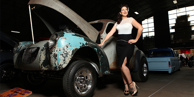 Pinup of the Week: Alice DeVette