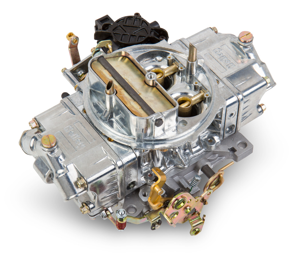 For street cars, the vacuum secondary carburetor works best on mid-weight or heavyweight cars with an automatic transmission. They are more forgiving than a double pumper is because they work by sensing engine load. Holley's Street Avenger carburetors feature a quick change spring for the vacuum secondary.