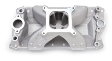 Bolt-Ons for a Small Block Chevy: Intake Manifold