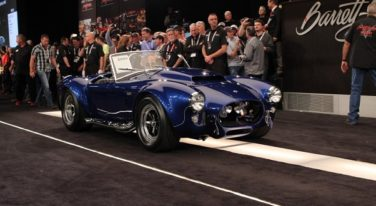 Barrett-Jackson's 2015 Scottsdale Auction