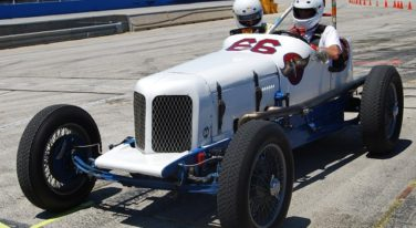 Miller Fords Back in the Day at the Indy 500