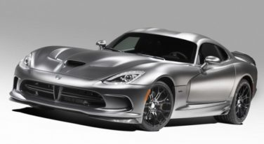 The 2015 Dodge Viper: A Hand Built Supercar
