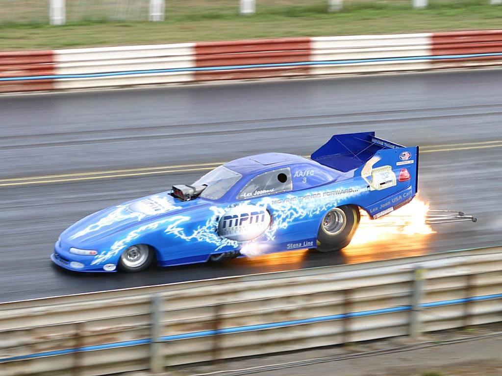 Lex Joon Funny Car