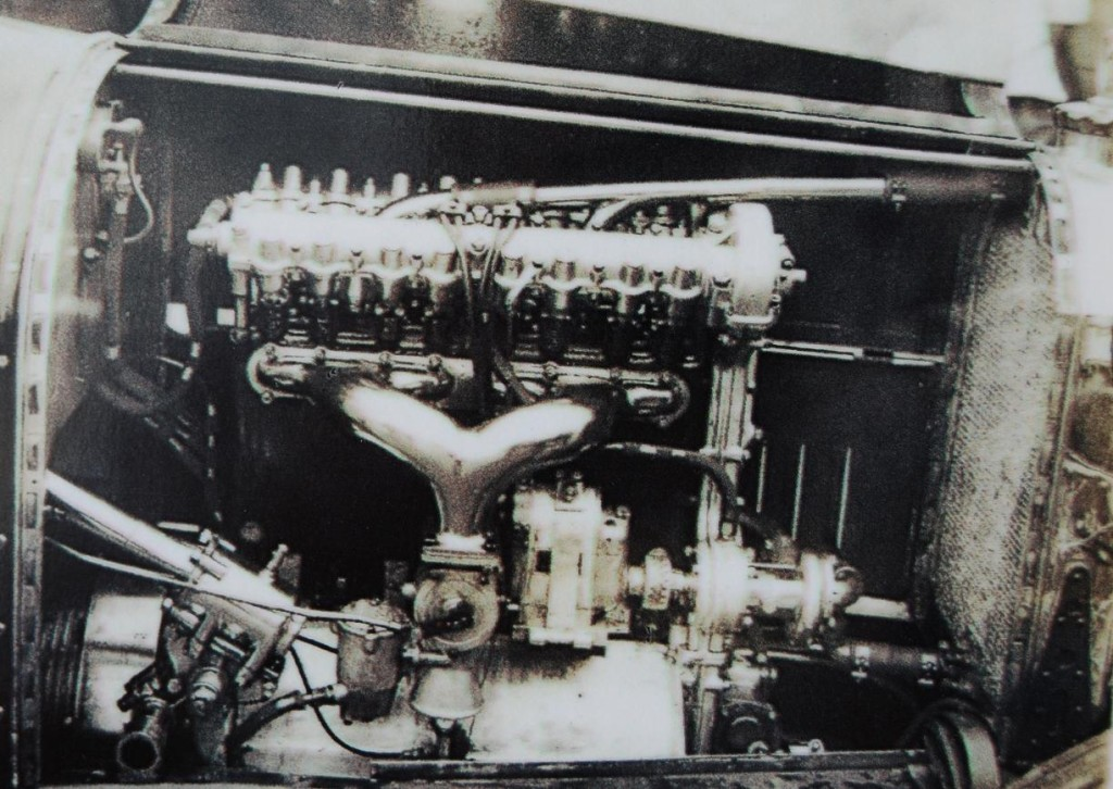 Other racecar builders copied the Peugeot engine technology.