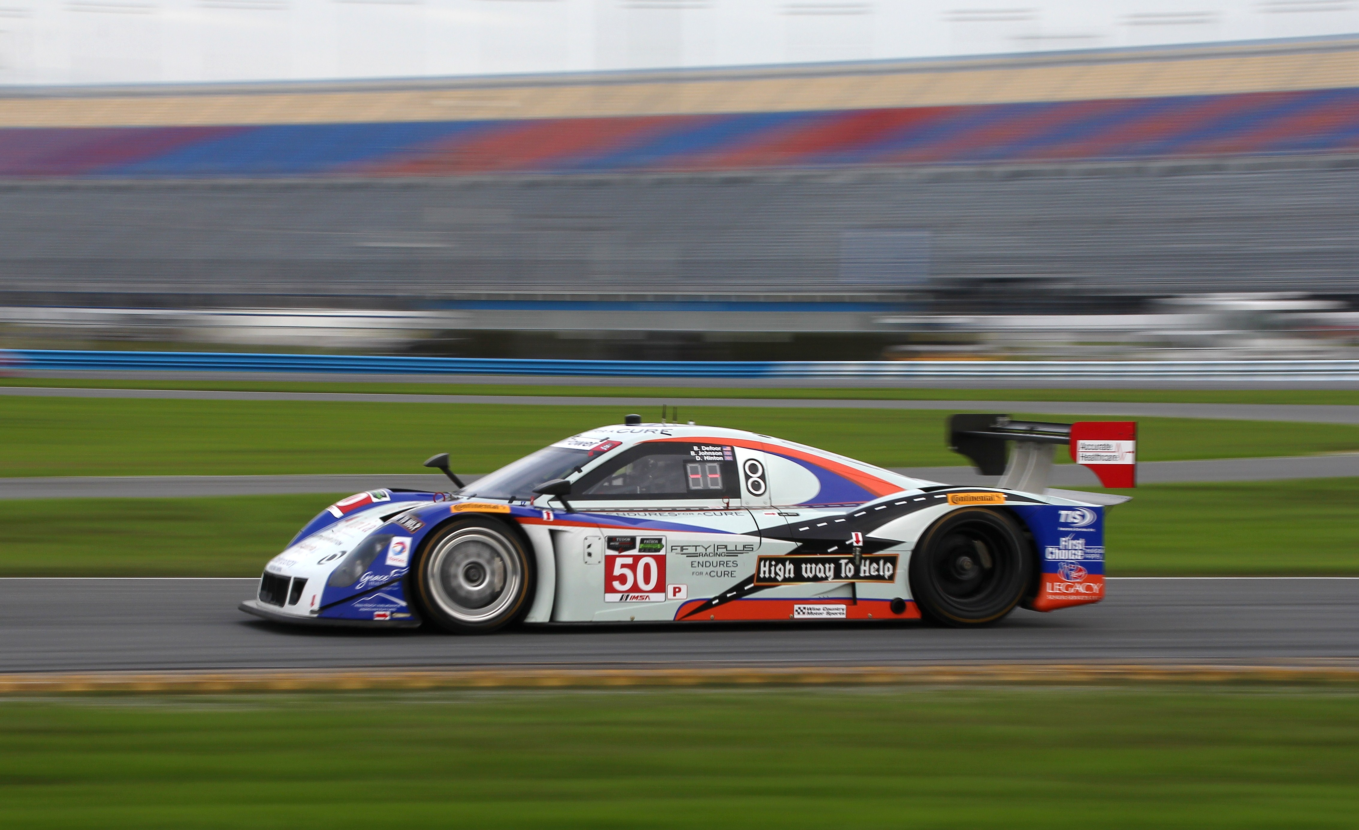 The ROAR Before The Rolex 24