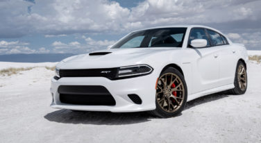Charger Hellcat Hits 200 MPH