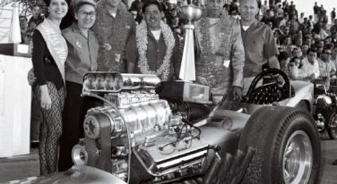 Don Prudhomme's First Win