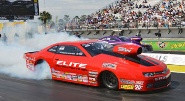 Fresh Paint, Fresh Faces at NHRA Circle K Winternationals