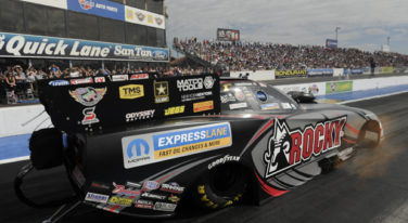 Sarge and Hagan Dominate in Phoenix at NHRA CARQUEST Auto Parts Nats