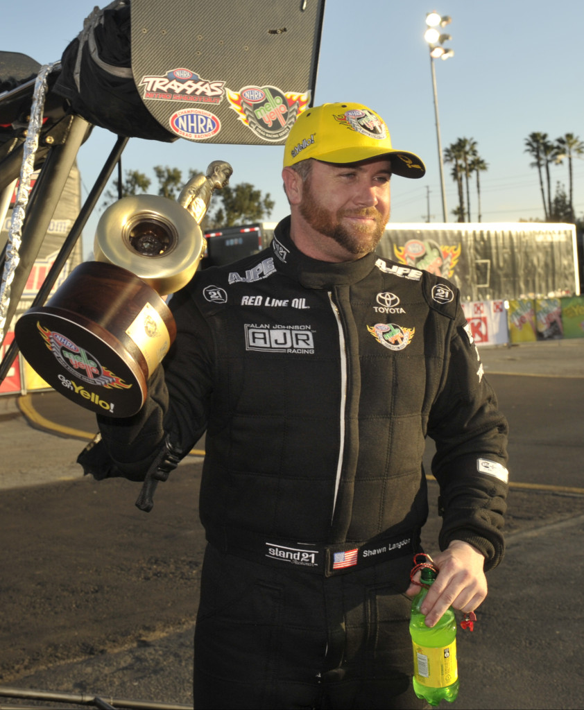 Photo Courtesy NHRA