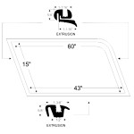 [Press Release] Steele Rubber Products: Ford and Mercury Wagon Quarter Window Seals