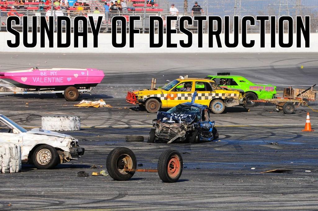 Day of Destruction Sal Sigala