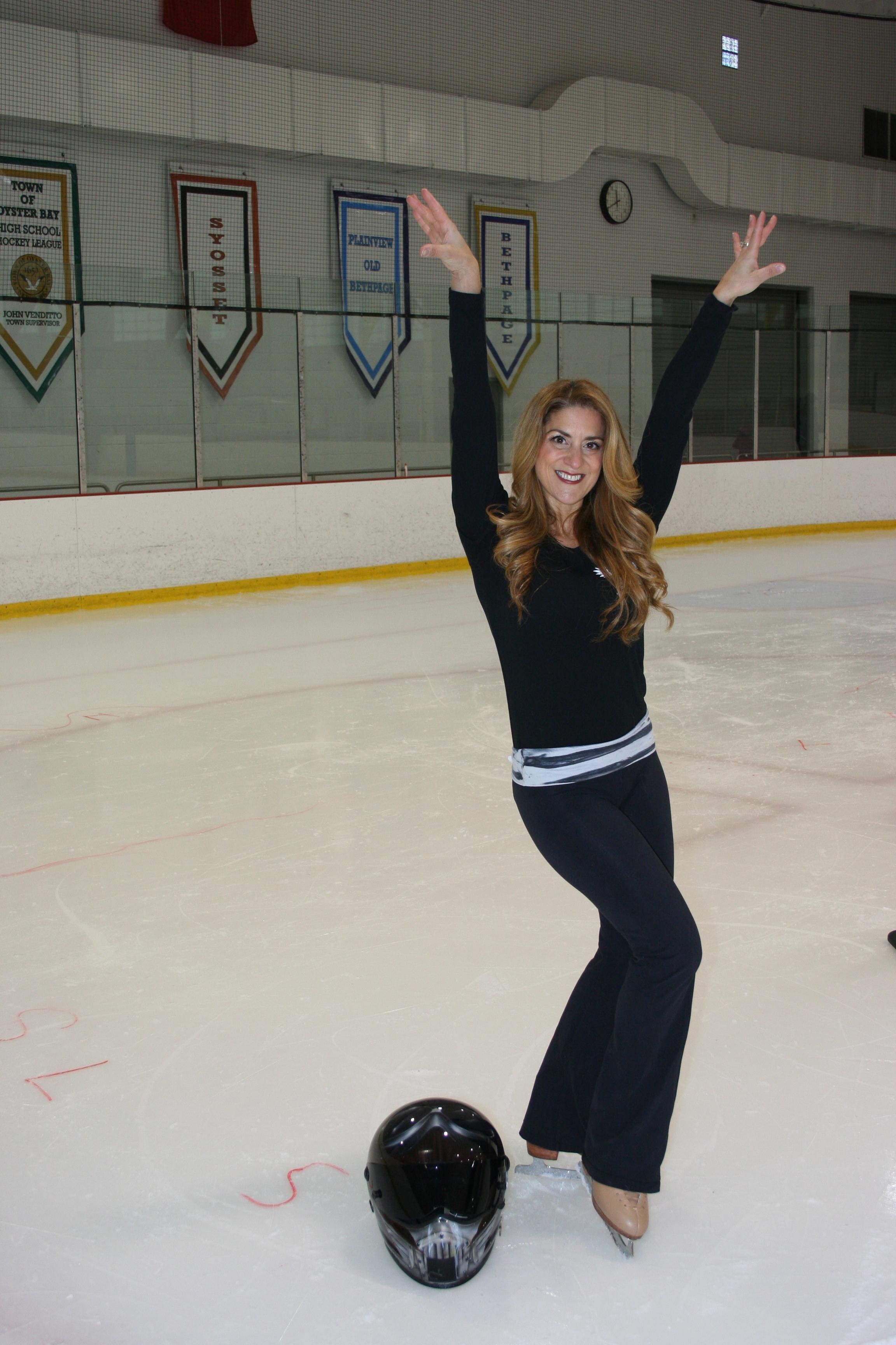 Dina Figure Skater