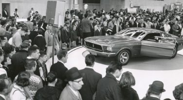 The Mustang Mach 1: A Royal Stallion