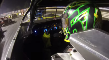 [Video] A Ride Along in a UMP Modified DIRTcar