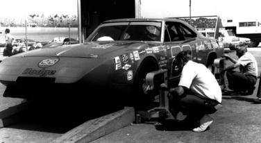 Bobby Allison's '69 Dodge Daytona