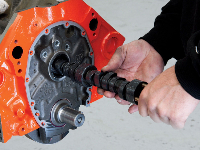 Degreeing a Camshaft for your Small Block Chevy – RacingJunk News