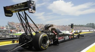 DSR Nitro Teams Win for Schumacher at 2015 Gatornationals
