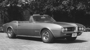 1967 Firebird SM featured