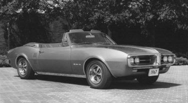 1967 Firebird X