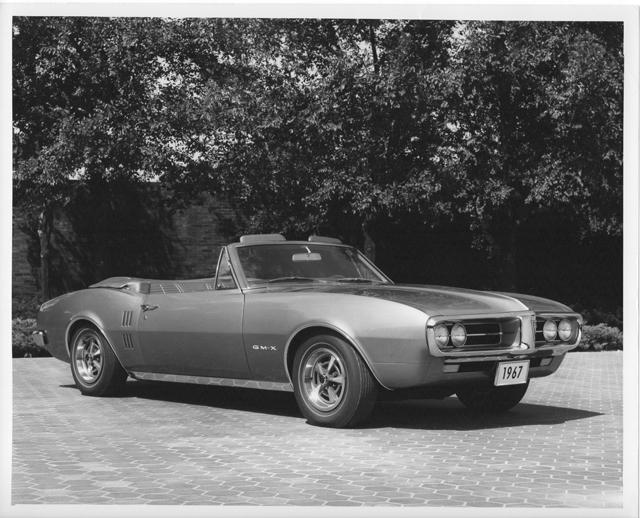 1967 Firebird SM