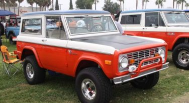 The Original Ford Bronco: Where Aspiration and Nostalgia Met Head On
