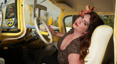 Pinup of the Week: Miss Faith Friday